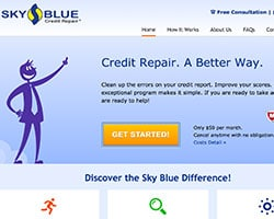 Sky Blue Credit Repair