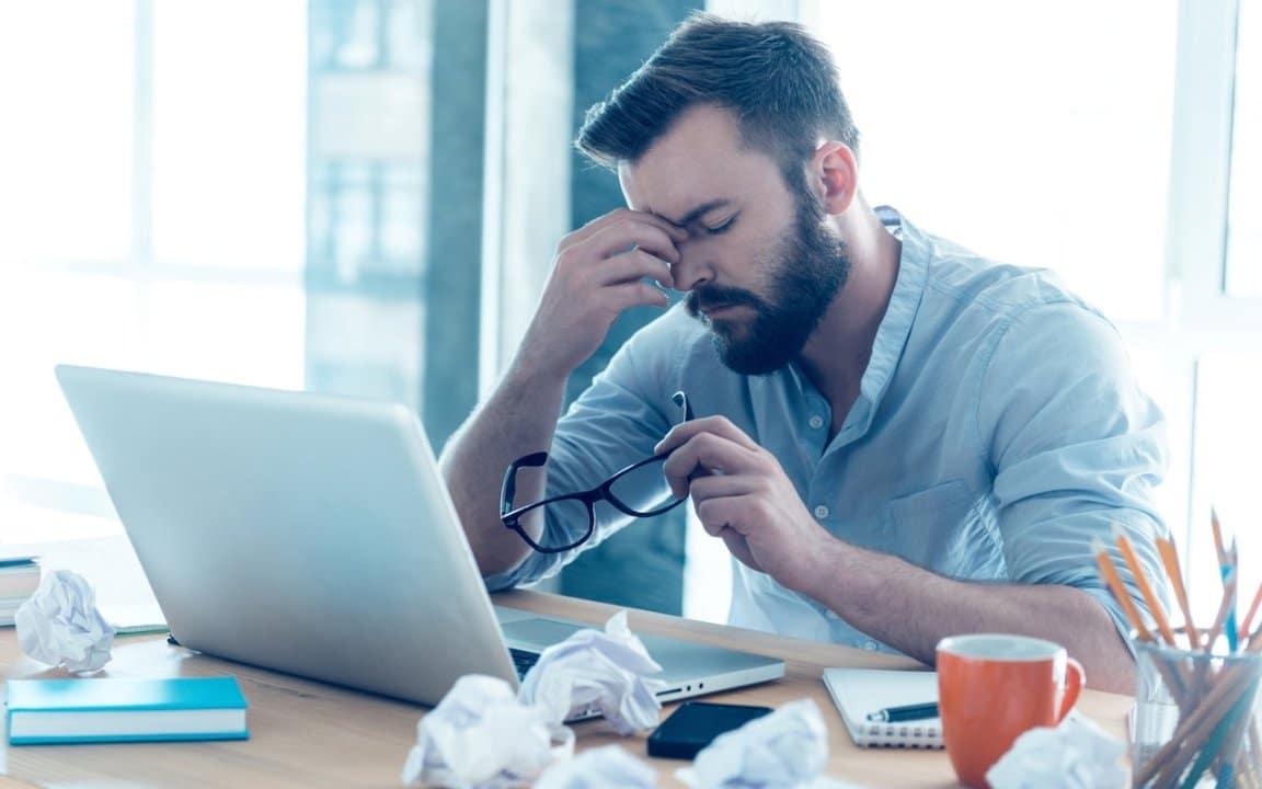frustrated about credit