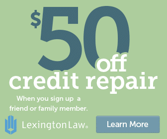 Lexington Law $50 Off