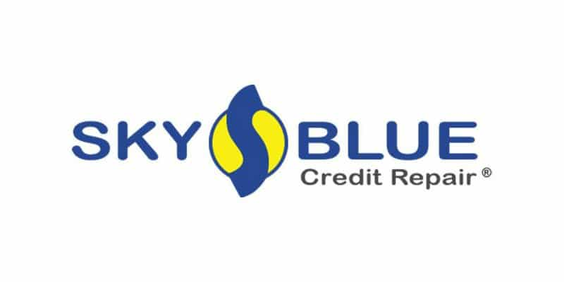 Sky Blue Credit Repair logo